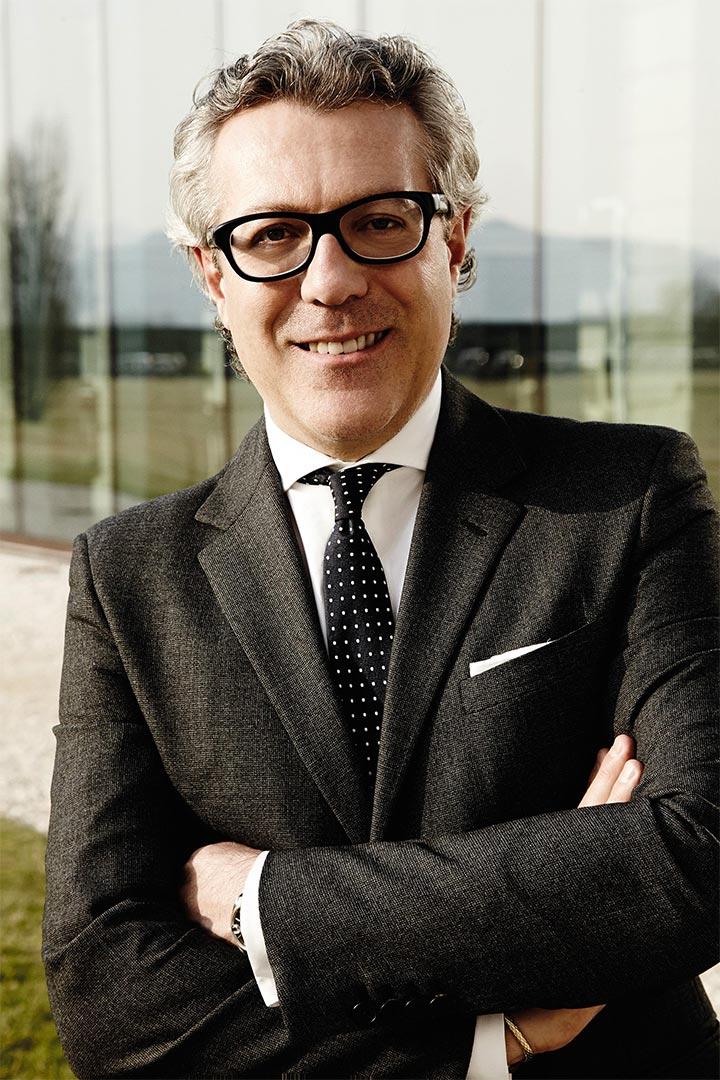 Carlo Beretta, PDG de Bottega Veneta