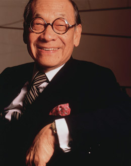 M. Pei, Architect