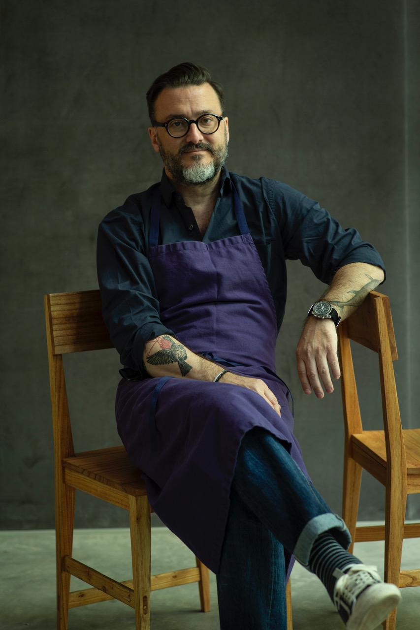 Fernando Trocca, Chef