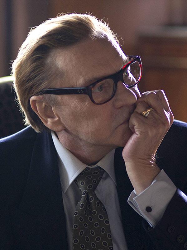 Helmut Berger (joue Yves Saint-Laurent), Comédien
