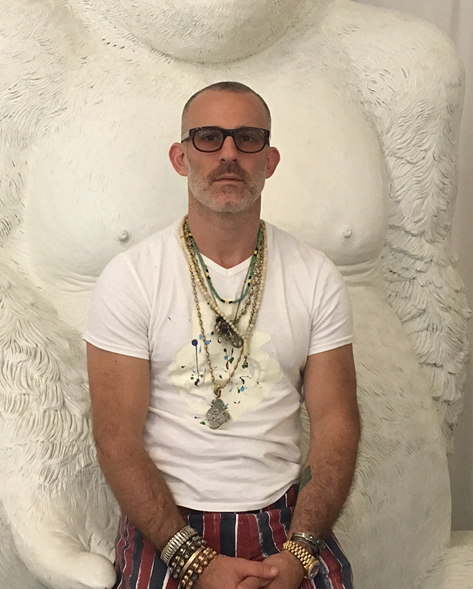 Jay Kos, Fashion designer