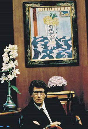Yves Saint laurent, Fashion designer