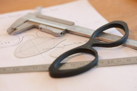 All Maison Bonnet eyeglasses are custom-made and handmade.